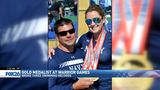 Lemoore Navy serviceman wins 6 golds at Warrior Games