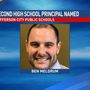 Jefferson City native named principal of second high school