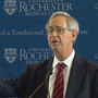 University of Rochester president, CEO Joel Seligman resigns