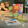 How to make an eclipse viewer from a cereal box