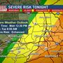 Mike Linden's Forecast | Severe storms bear down on NEPA