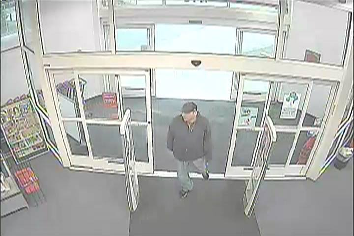 Police search for man who stole a basket full of pain relievers from a CVS. (Cranston PD)