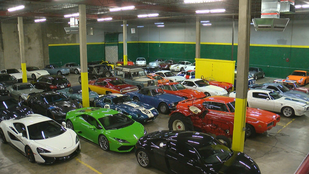 Austin S Amazing Exotic Car Collection You Ll Have To See Believe