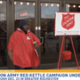 Salvation Army launches 2017 Red Kettle Campaign