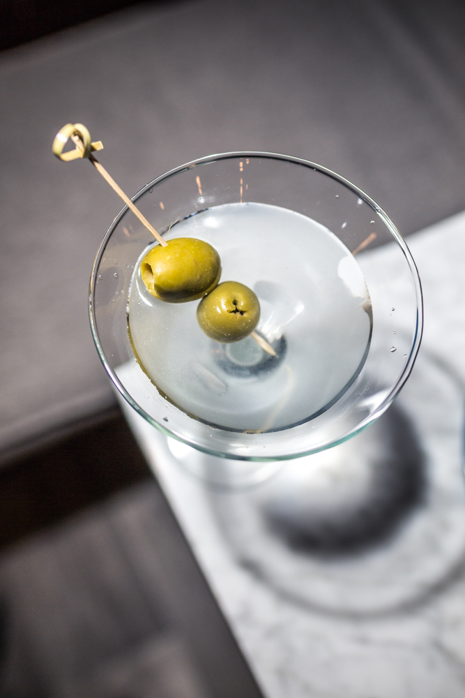Classic Martini / Image: Catherine Viox // Published: 4.11.19