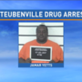Steubenville man arrested on drug charges