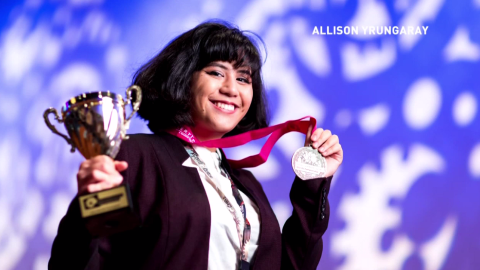 Las Vegas Teen Wins For Future Graphic Designers