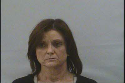 Robin Ann Rhyne, 54, of Highway 70 Business East in Ellenboro, two counts of conspiracy to traffic methamphetamine and one count of aiding and abetting continuing a criminal enterprise; $1 million bond. Photo: State Bureau of Investigation