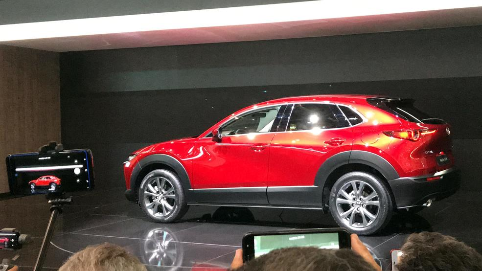 That S Not A Typo Mazda Reveals All New Cx 30 In Geneva