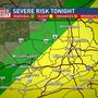 Mike Linden's Forecast | Severe threat returns to NEPA; Irma strengthens to Category 5