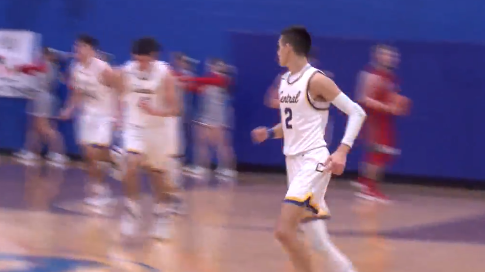 12.13.19 Highlights - Connor beats buzzer as  Steubenville Central edges River