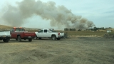Two fires near Walla Walla forced residence to evacuate
