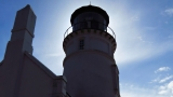 Inside the Umpqua River Light