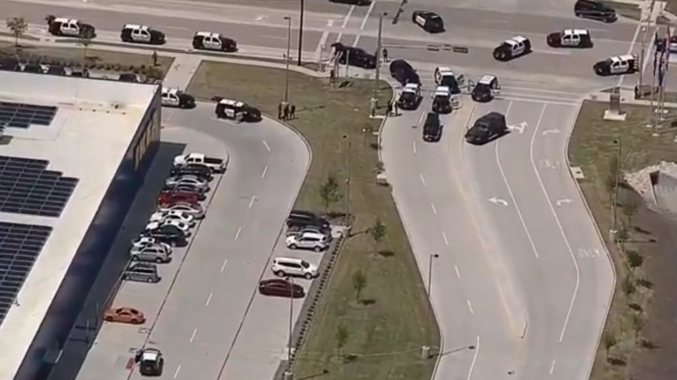 Armed suspect dead following standoff near grand prairie for Ikea san antonio