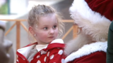 Naughty? Nice? Santa checks in with kids at Valley River Center