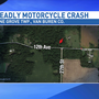 Gobles man dies when his motorcycle crashes in Pine Grove Township