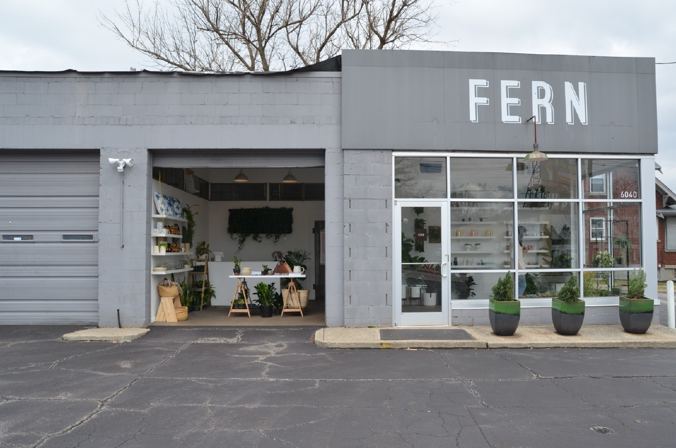 Fern is located in College Hill at 6040 Hamilton Avenue (45224). / Image: Brevin Couch