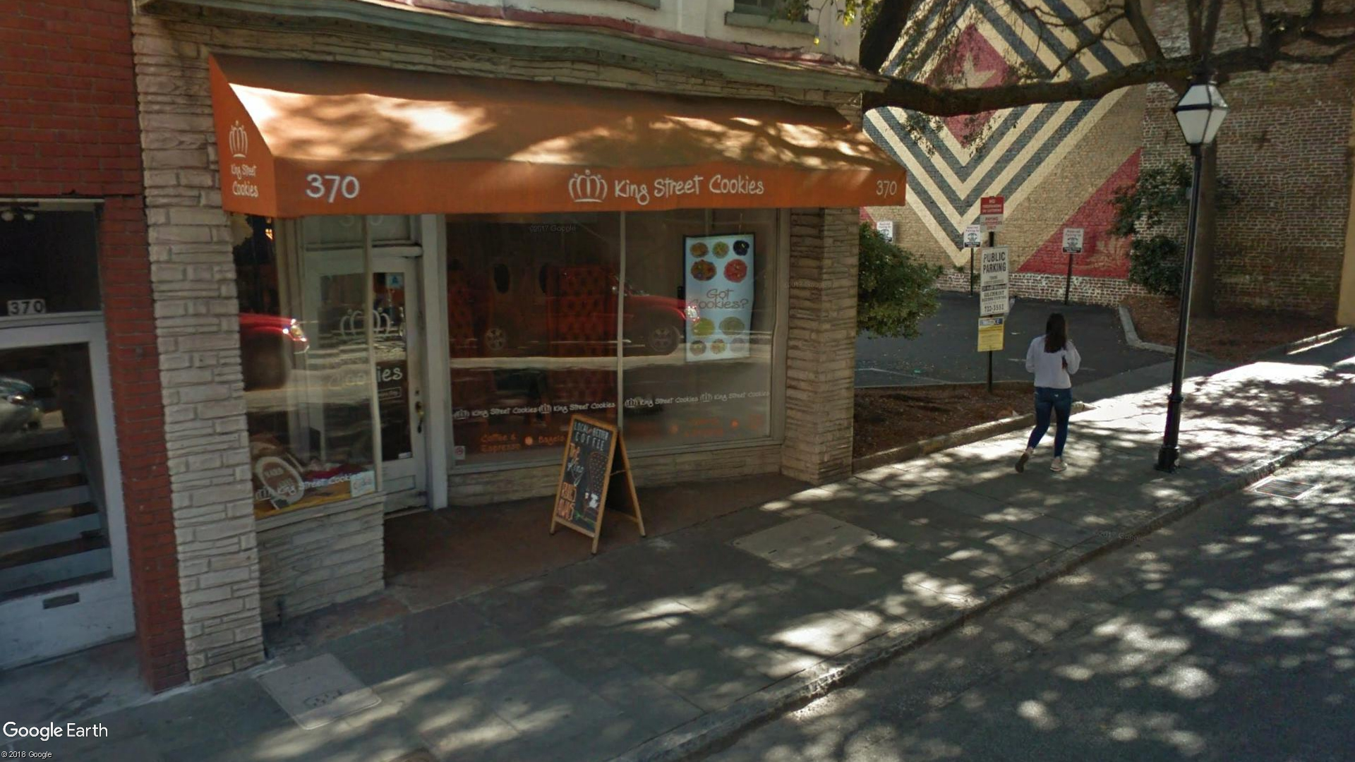 King Street Cookies (Google Earth)<p></p>