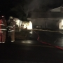 Fire burns garage in Edmonds