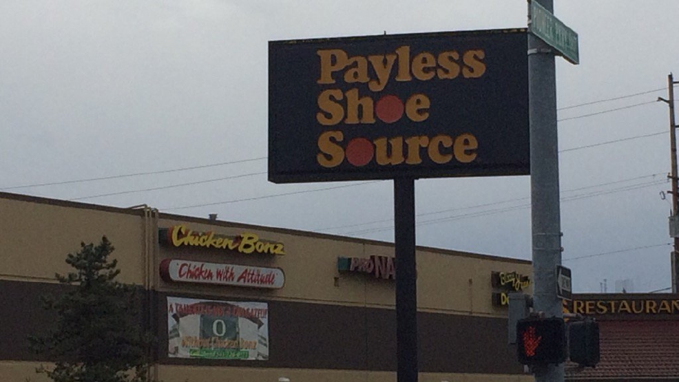 Payless Shoe Store Eugene Oregon