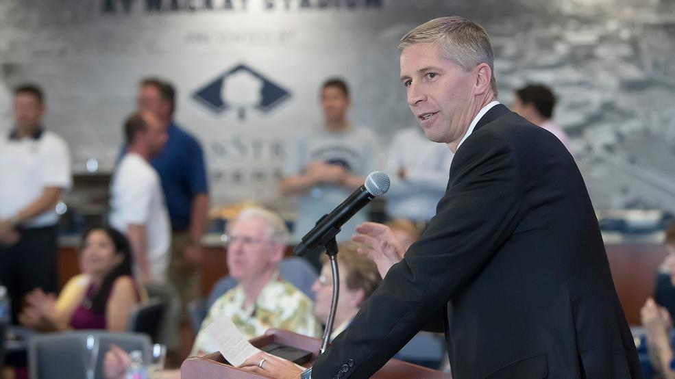 Nevada Athletic Director Doug Knuth Extended Through 2023