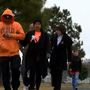 More than 100 people come out for MS walk in Robeson County