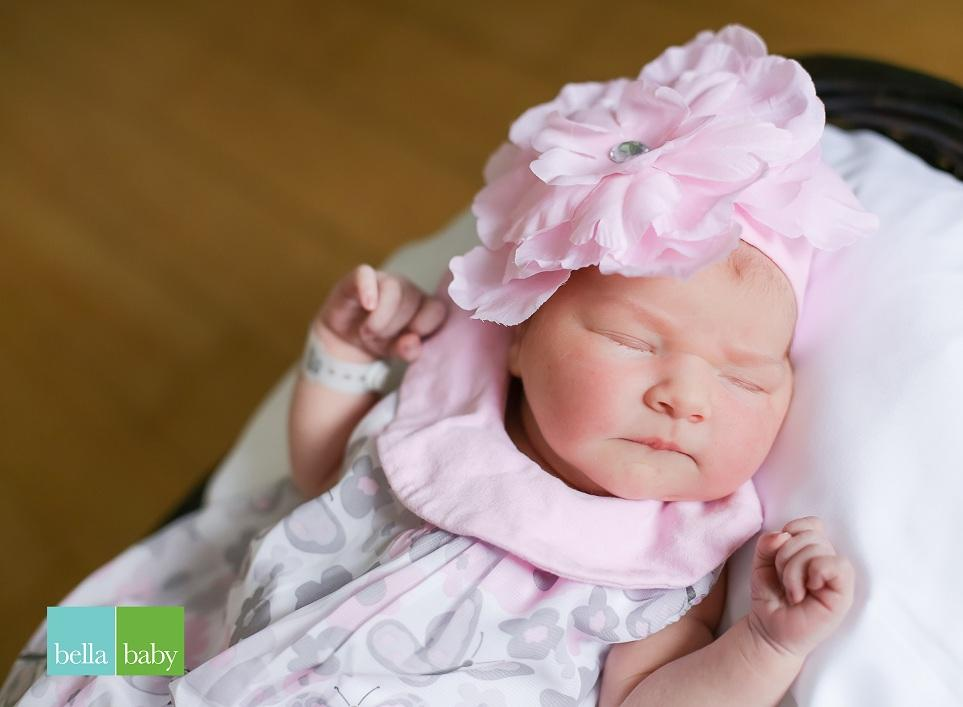 Aribella, our Baby of the Day for November 18, 2015. Photo courtesy of Palms West Hospital and Bella Baby Photography