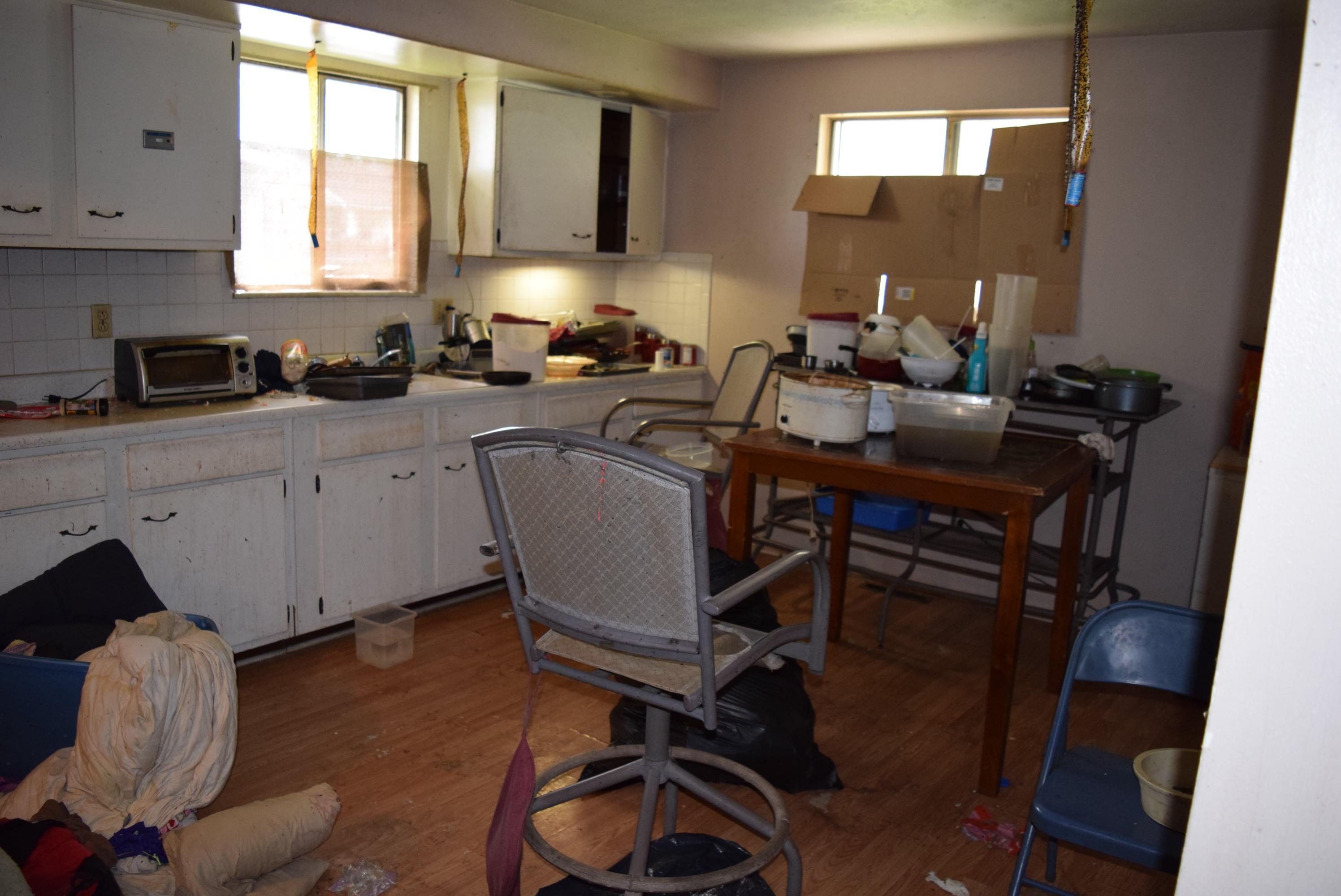 Springfield Police release photos inside home where children were removed. (Photo: Springfield Police)