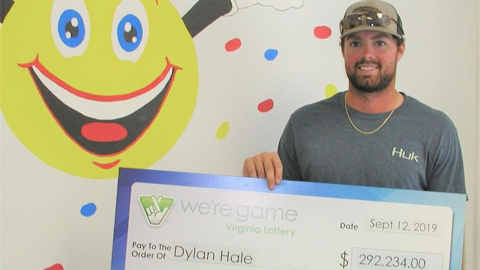 'It's life-changing'; Man wins nearly $300,00 playing lottery