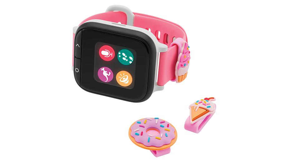 Verizon's GizmoWatch is the fun and kid-friendly smartwatch designed with your child's safety in mind. (Photo courtesy of Verizon)<p></p>