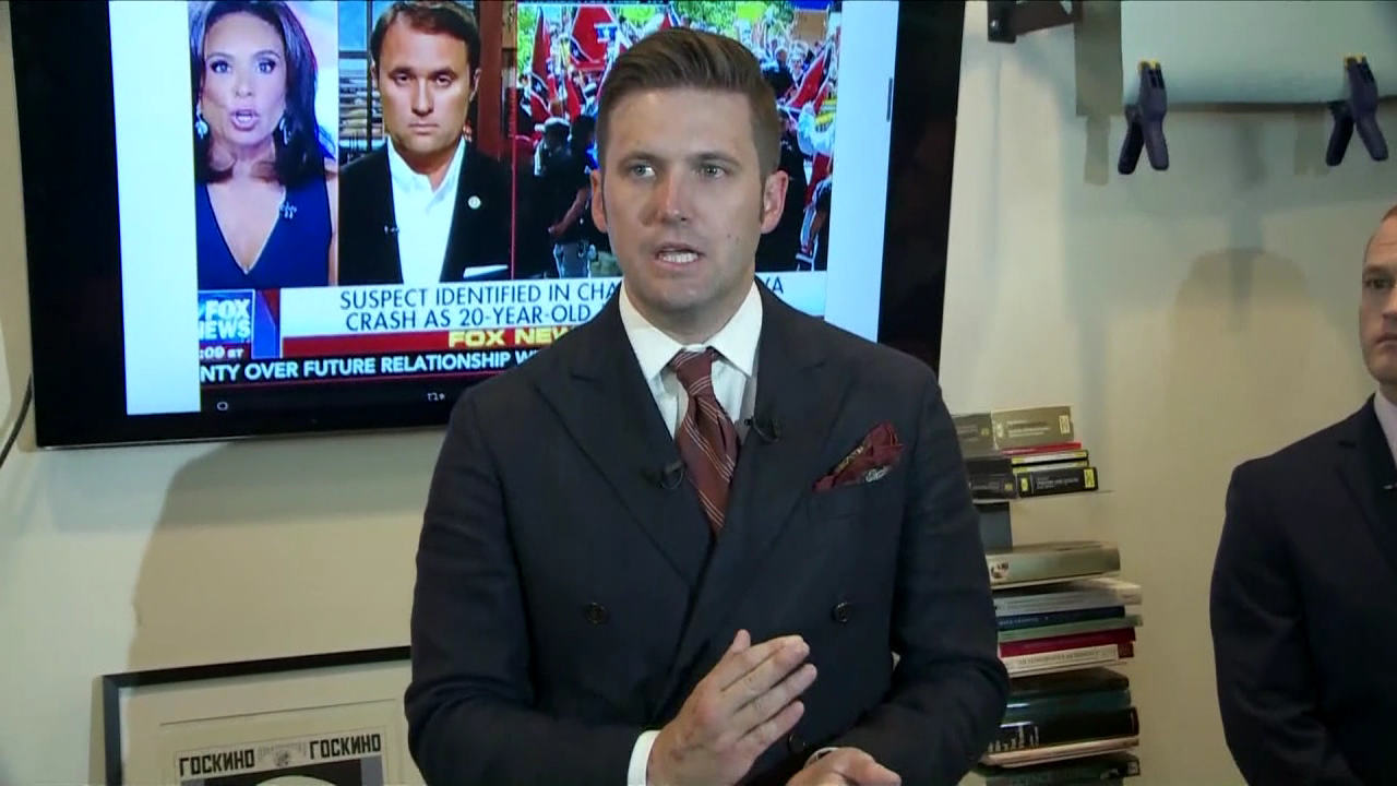 White nationalist Richard Spencer plans to sue UC if barred from speaking  (WKRC)
