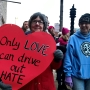 Hundreds gather for YWCA unity march Friday