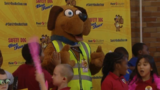 Safety Dog Bus Tour comes to Feitshans Elementary