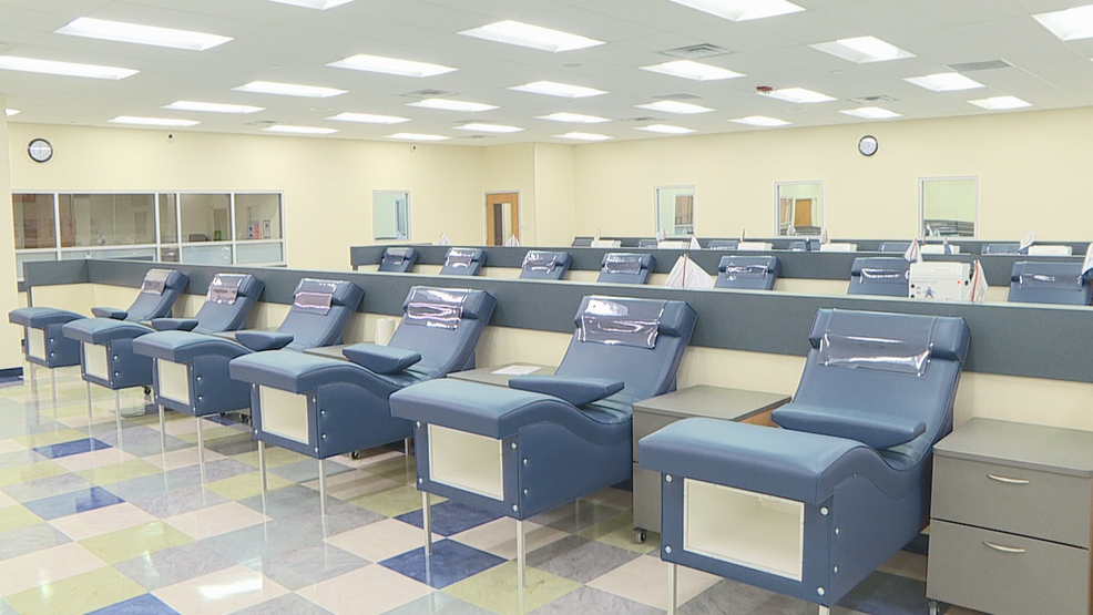 New life saving center set to open in Columbia | WACH