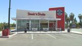 Steak 'n Shake and Del Taco on Kings Canyon closed