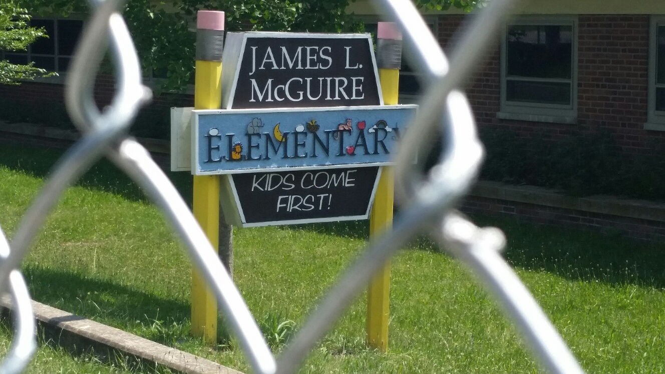 McGuire Elementary school will be demolished despite public outcry to test the building that staffers believe may be the cause of their illnesses. (WJAR)