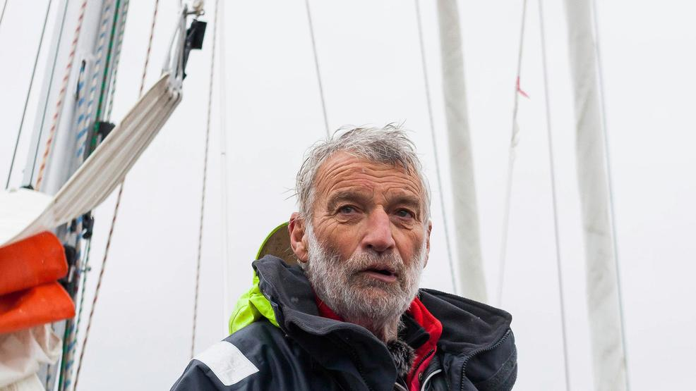 73-year-old Frenchman wins solo round-the-world sailing race