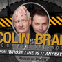 COLIN MOCHRIE & BRAD SHERWOOD: SCARED SCRIPTLESS TICKET GIVEAWAY