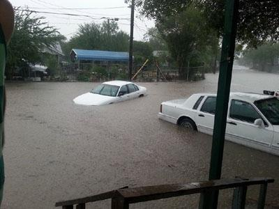 Brownsville Flooding