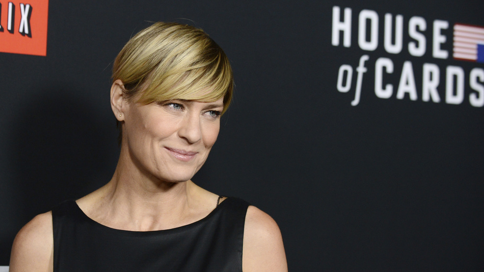 House Of Cards Trailer Has Robin Wright At Center Stage As