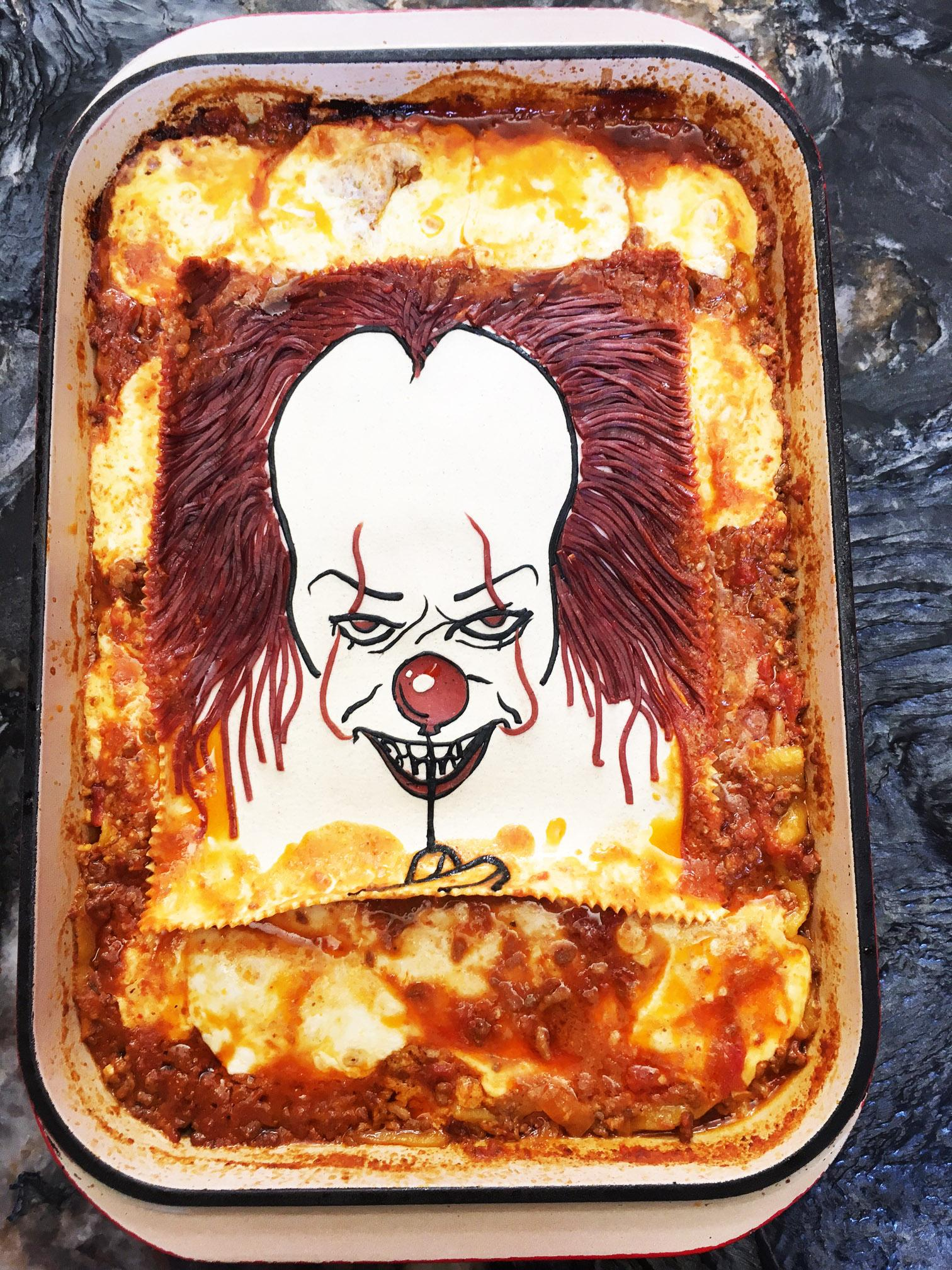 After baking...Sorry in advance for the nightmares. (Image: Seattle Refined)