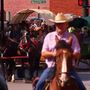 After tragic wreck, wagon riders of Canton Labor Day Parade honor fallen friend