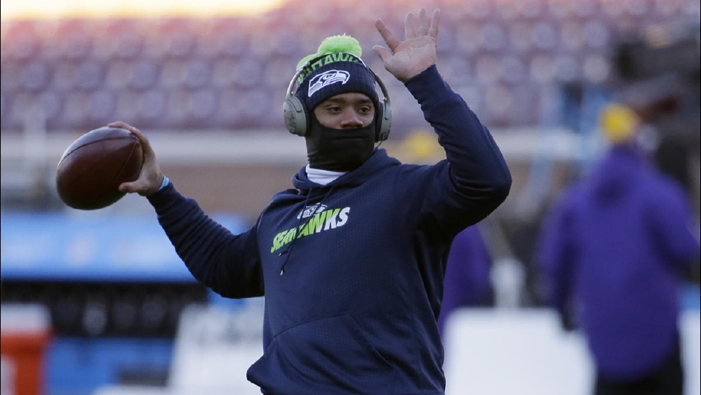 Weather whiplash: From coldest Vikings game ever to hottest Seahawks game ever?