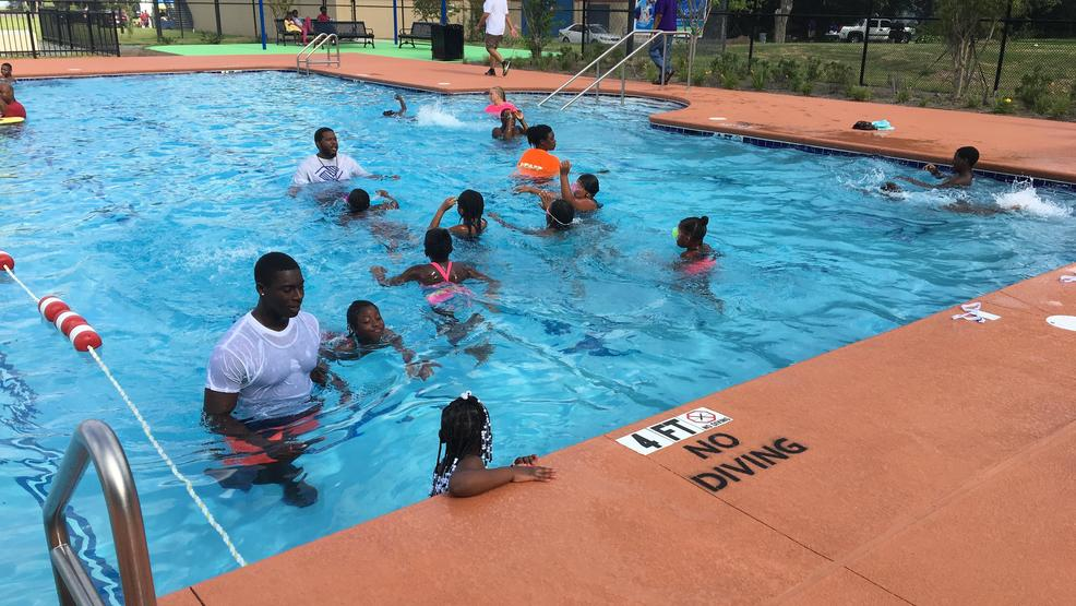 100 Kids To Learn Water Safety In New Swim Camp Wfxl