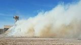 Crews battling cotton burr pile fire at Lakeview Gin
