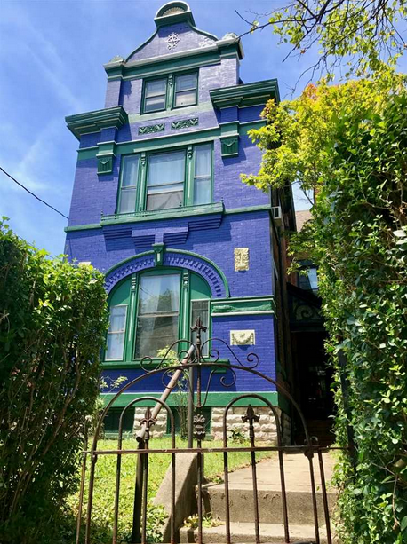 "PICTURED: a home in Covington. Three neighborhoods Cincinnati realtors agree are on track to be the ""next OTR"" due to their perfect mix of walkability, historic charm, and cool restaurants and shops are Walnut Hills, Northside, and Covington. / Image: Coldwell Banker // Published: 8.5.17"
