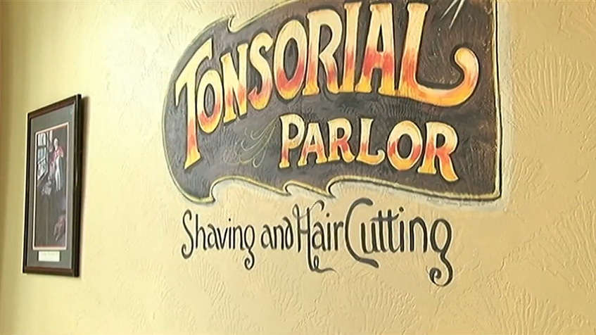 Jacksonville Barbershop has been open for business since 1869. The State of Oregon had only been in existence for a decade at that point. (KTVL)