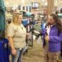 Cabela's helped grant Yakima girl's wish with a shopping spree