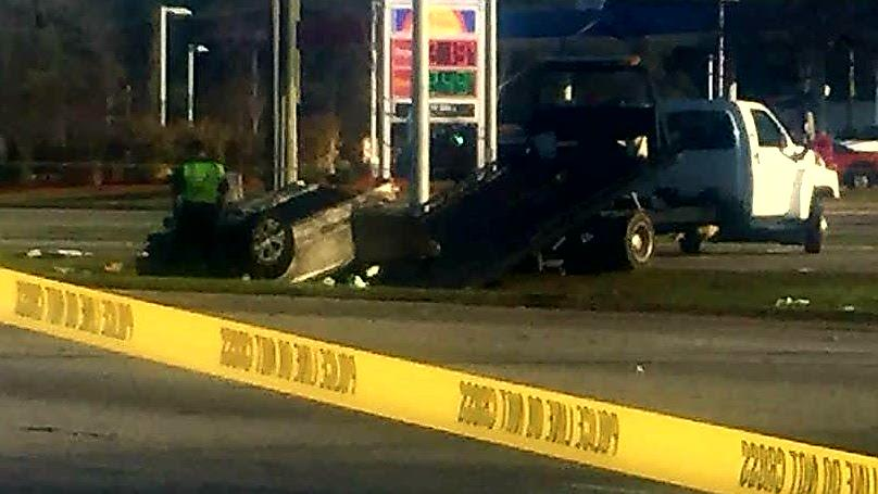 3 killed in wreck at Rivers Avenue and Remount Road, North Charleston (WCIV)<p></p>