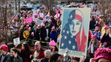 Sights and signs from the 2018 Eugene Women's March